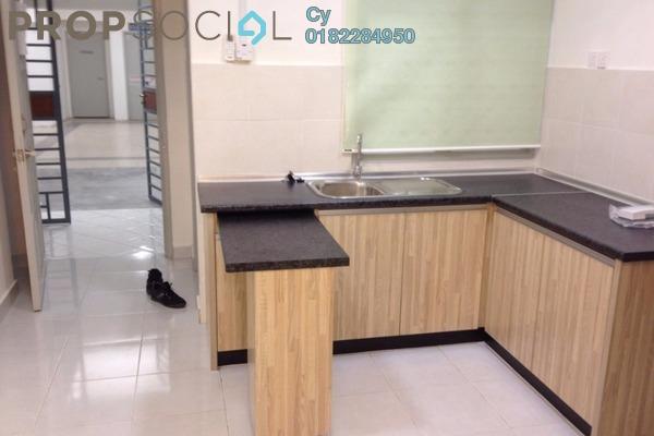 For Rent Condominium at Main Place Residence, UEP Subang Jaya Freehold Semi Furnished 2R/2B 1.35k