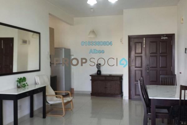 For Rent Condominium at Pelangi Utama, Bandar Utama Leasehold Fully Furnished 3R/2B 2.2k