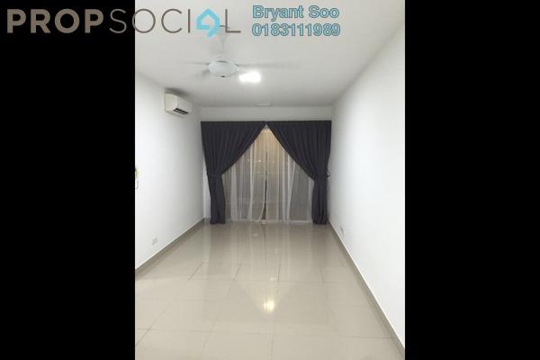 For Rent Condominium at Cascades, Kota Damansara Leasehold Semi Furnished 1R/1B 1.5k