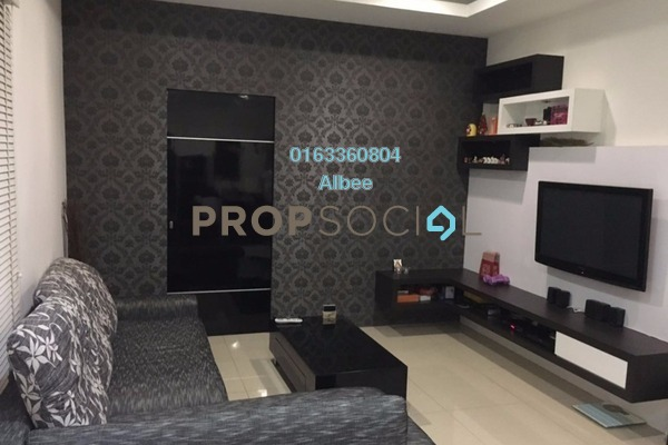 For Rent Condominium at Windsor Tower, Sri Hartamas Freehold Fully Furnished 1R/1B 1.9k