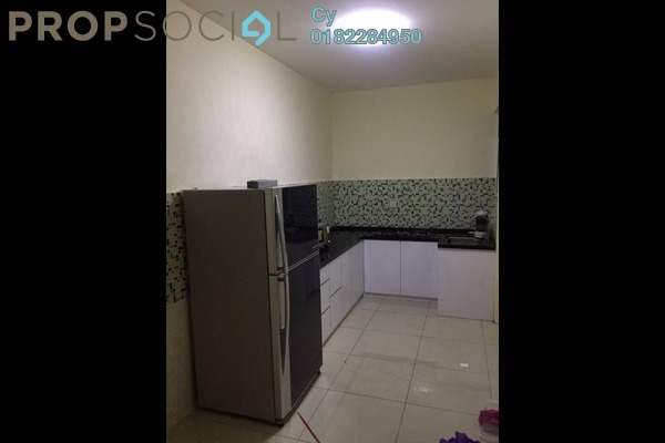 For Rent Condominium at Metropolitan Square, Damansara Perdana Leasehold Fully Furnished 3R/2B 2.6k