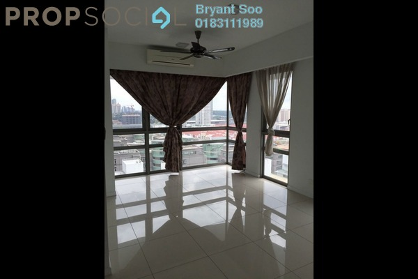 For Rent Condominium at Cascades, Kota Damansara Leasehold Semi Furnished 2R/2B 2.3k