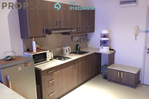For Rent SoHo/Studio at Park View, KLCC Freehold Fully Furnished 0R/0B 2.3k