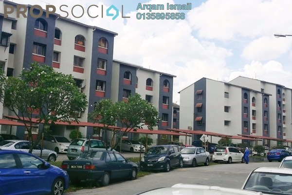 For Sale Apartment at Desa 288, Ampang Leasehold Semi Furnished 3R/2B 380k