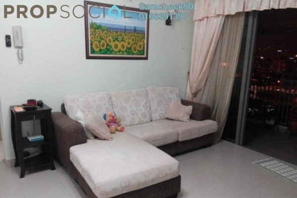 For Sale Condominium at D'Alamanda, Cheras Leasehold Fully Furnished 3R/2B 530k