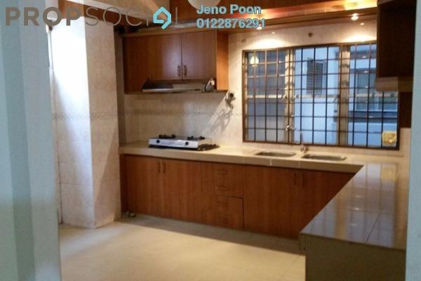 For Sale Condominium at Endah Ria, Sri Petaling Leasehold Semi Furnished 3R/2B 539k