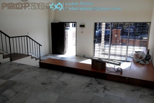 For Sale Terrace at SL7, Bandar Sungai Long Freehold Unfurnished 4R/3B 980k