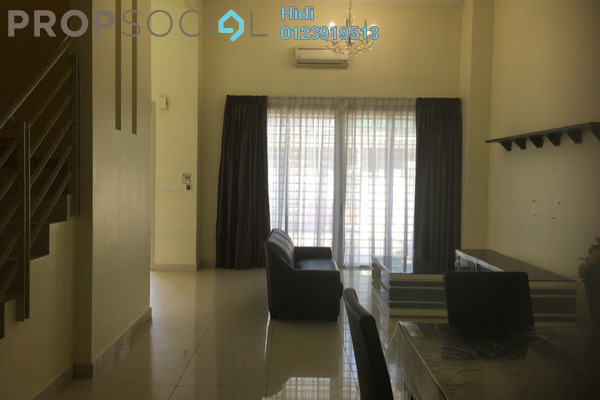 For Rent Terrace at PP 2, Taman Putra Prima Freehold Semi Furnished 4R/4B 2k