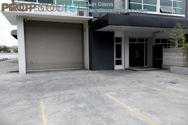 For Sale Factory at Semenyih Hi-Tech Industrial Park, Semenyih Freehold Unfurnished 4R/4B 2.4m