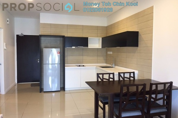 For Rent Serviced Residence at D'Latour, Bandar Sunway Leasehold Fully Furnished 2R/2B 2.6k