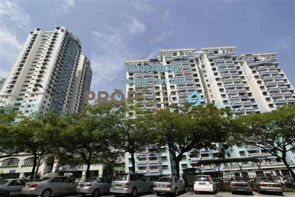 For Rent Condominium at Vista Komanwel, Bukit Jalil Freehold Fully Furnished 4R/4B 3k