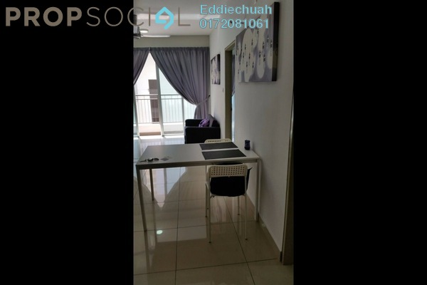 For Rent Condominium at Pacific Place, Ara Damansara Leasehold Fully Furnished 2R/2B 2k