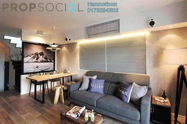 For Sale Terrace at Taman Bangi Villa, Bangi Freehold Unfurnished 4R/4B 529k