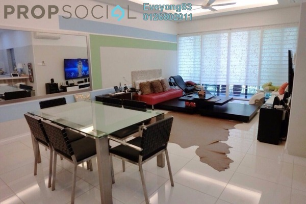 For Sale Townhouse at Sunway SPK 3 Harmoni, Kepong Freehold Fully Furnished 4R/4B 1.6m