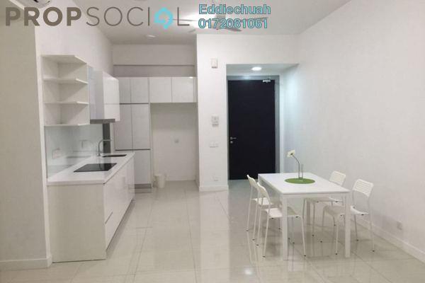 For Rent Condominium at Reflection Residences, Mutiara Damansara Freehold Fully Furnished 2R/2B 3.4k