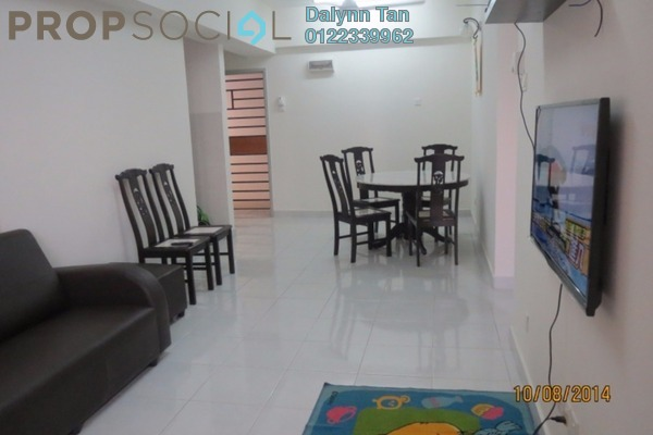 For Rent Condominium at Main Place Residence, UEP Subang Jaya Freehold Fully Furnished 2R/1B 1.55k