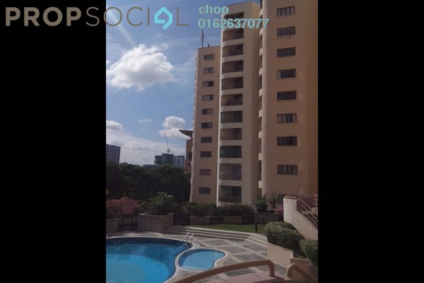 For Rent Condominium at Indah Villa, Bandar Sunway Leasehold Fully Furnished 2R/1B 1.65k
