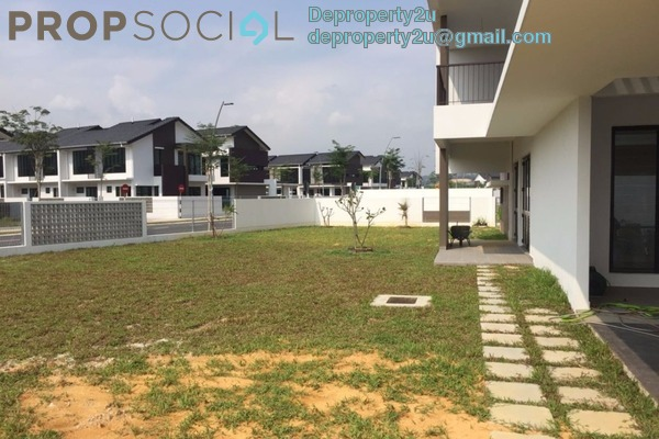 For Sale Terrace at e.Eight, Denai Alam Freehold Unfurnished 5R/5B 2.2m
