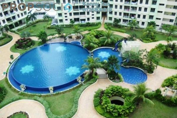 For Rent Condominium at Putra Place, Bayan Indah Leasehold Semi Furnished 3R/2B 1.1k