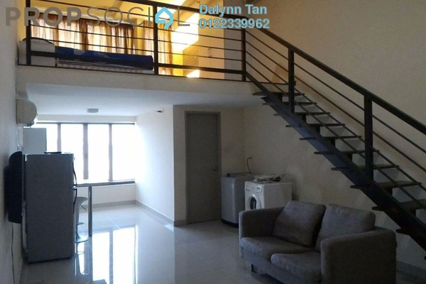 For Rent Condominium at Subang SoHo, Subang Jaya Freehold Fully Furnished 0R/1B 1.75k