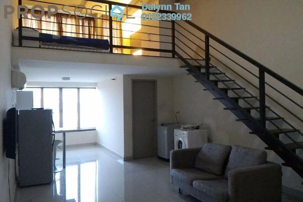 For Rent Condominium at Subang SoHo, Subang Jaya Freehold Fully Furnished 0R/1B 1.75k