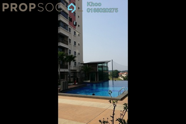 For Sale Condominium at Savanna 1, Bukit Jalil Freehold Unfurnished 3R/2B 548k