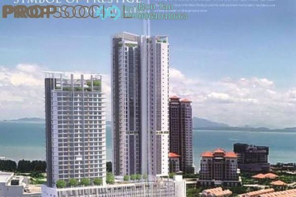 For Sale Condominium at Jazz Residence, Seri Tanjung Pinang Freehold Semi Furnished 3R/4B 1.92m