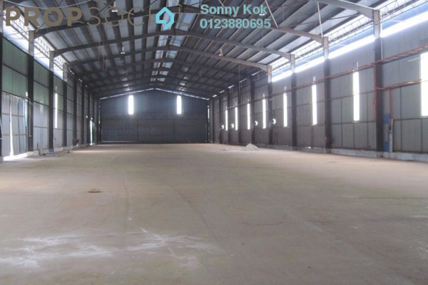 For Rent Factory at Kampung Telok Gong , Port Klang Leasehold Unfurnished 0R/0B 30k