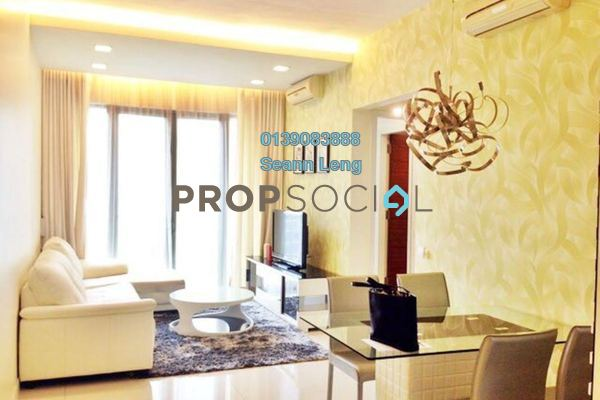For Rent Serviced Residence at Marc Service Residence, KLCC Freehold Fully Furnished 2R/2B 4.1k