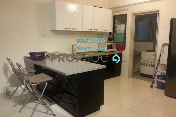 For Rent Condominium at Setia Walk, Pusat Bandar Puchong Freehold Fully Furnished 2R/2B 2.1k