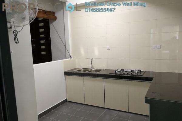For Rent Condominium at Glomac Centro, Bandar Utama Leasehold Semi Furnished 3R/3B 2.8k