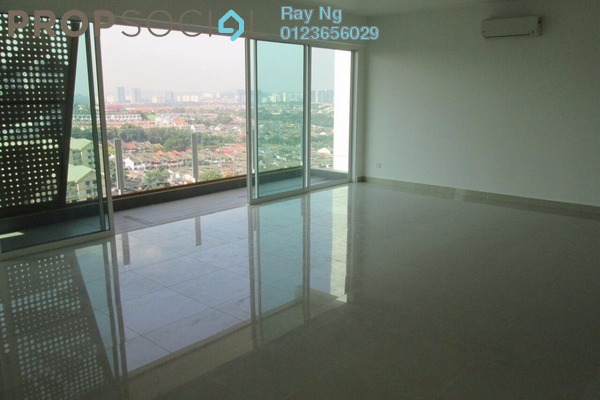 For Rent Condominium at Arte KL, Kuchai Lama Leasehold Semi Furnished 4R/3B 2.5k