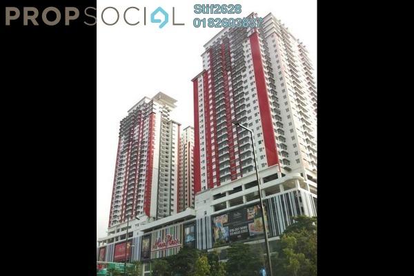 For Rent Condominium at Main Place Residence, UEP Subang Jaya Freehold Fully Furnished 2R/1B 1.5k