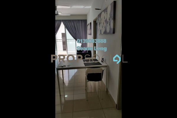For Rent Apartment at Pacific Place, Ara Damansara Leasehold Fully Furnished 2R/2B 2k