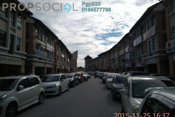 For Rent Office at Bayan Bay, Bayan Indah Freehold Unfurnished 0R/0B 1.8k