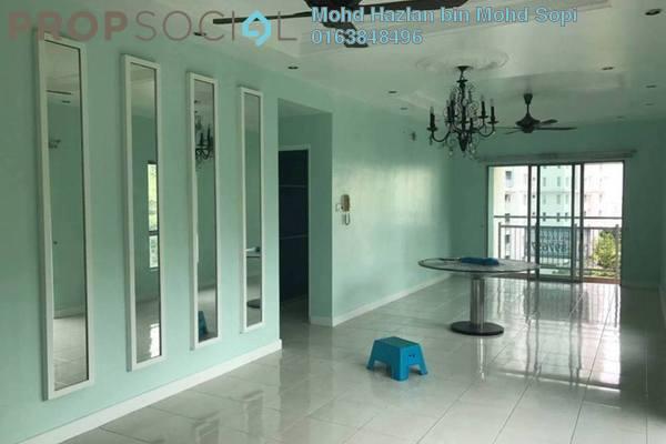 For Sale Condominium at Metropolitan Square, Damansara Perdana Leasehold Semi Furnished 3R/2B 600k