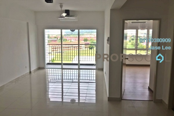 For Rent Condominium at Casa Tropika, Puchong Leasehold Semi Furnished 3R/2B 1.5k