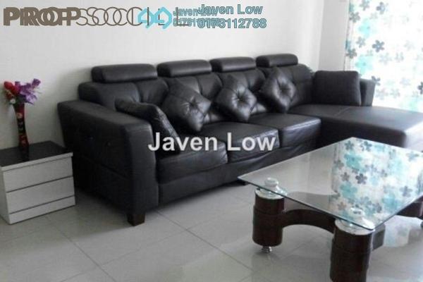 For Rent Condominium at Casa Idaman, Jalan Ipoh Leasehold Fully Furnished 3R/2B 1.6k