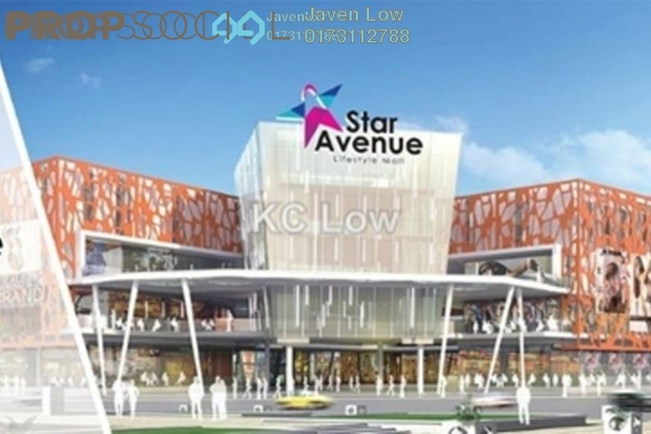 For Rent Shop at Star Avenue, Subang Leasehold Unfurnished 0R/0B 1.5k