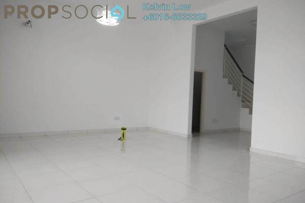 For Rent Terrace at Bukit Indah, Iskandar Puteri (Nusajaya) Freehold Semi Furnished 4R/4B 2.2k