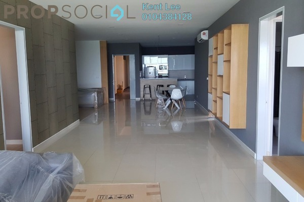 For Sale Condominium at X2 Residency, Puchong Leasehold Semi Furnished 4R/5B 699k