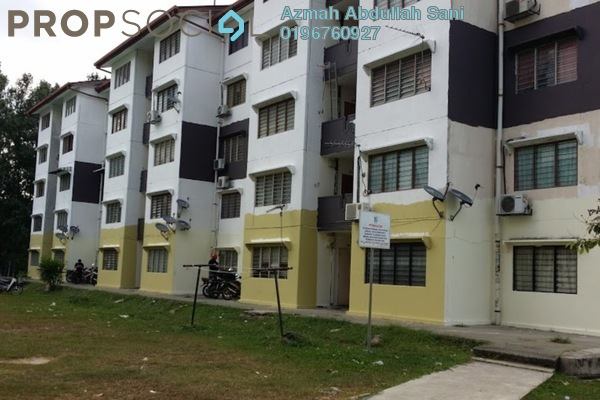 For Rent Apartment at Seksyen 16, Bandar Baru Bangi Freehold Unfurnished 2R/1B 650translationmissing:en.pricing.unit
