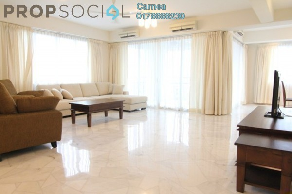For Rent Condominium at Bayu Angkasa, Iskandar Puteri (Nusajaya) Freehold Fully Furnished 4R/4B 5k