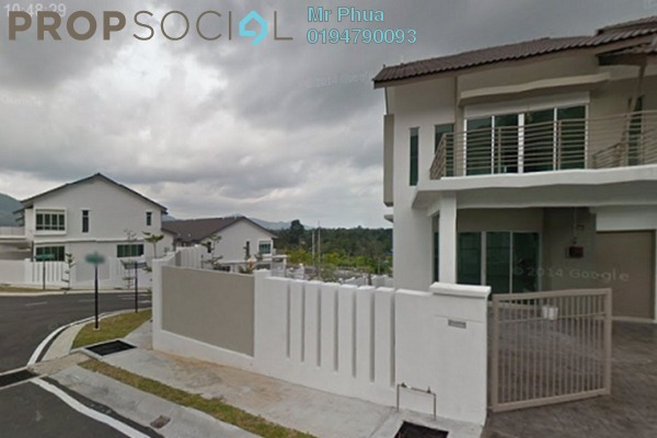 For Sale Terrace at Taman Titi Heights, Balik Pulau Freehold Unfurnished 5R/3B 938k
