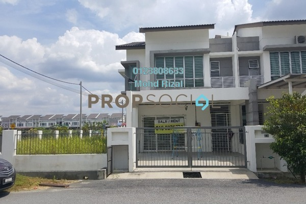 For Rent Terrace at Desa Saujana 2, Bandar Saujana Putra Freehold Unfurnished 4R/3B 1.5k