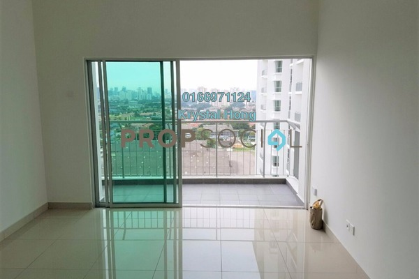 For Rent Condominium at DeSkye Residence, Jalan Ipoh Freehold Unfurnished 3R/2B 1.75k