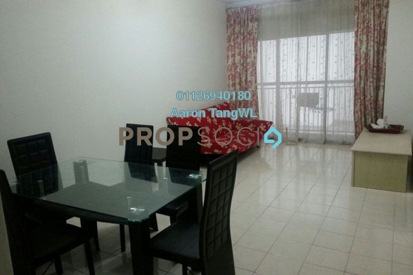 For Rent Condominium at Medan Putra Condominium, Bandar Menjalara Freehold Fully Furnished 2R/2B 1.3k