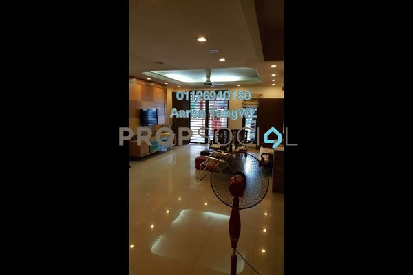 For Sale Terrace at Laman Rimbunan, Kepong Leasehold Fully Furnished 6R/4B 1.23m
