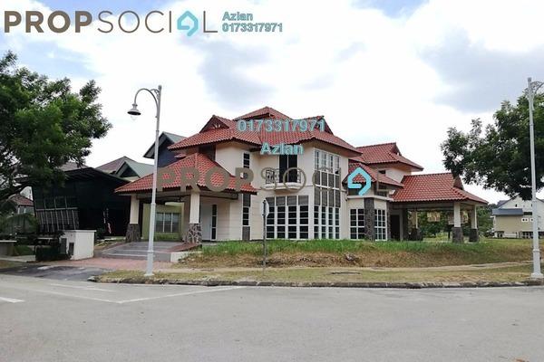 For Sale Bungalow at Precinct 10, Putrajaya Freehold Unfurnished 6R/7B 2.75m