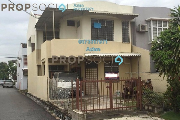 For Sale Terrace at Taman Putra Sulaiman, Ampang Leasehold Unfurnished 4R/3B 750k